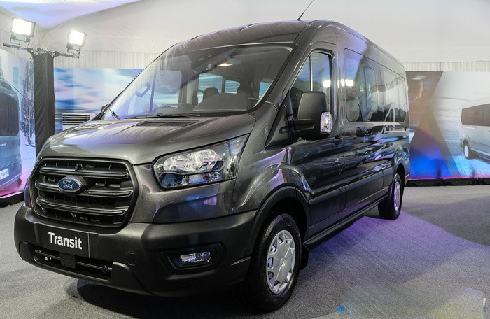 Ford Transit 2020 'cập bến' Đông Nam Á, giá hơn 1 tỷ đồng