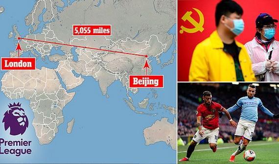 9 vòng đấu của Ngoại hạng Anh sẽ diễn ra tại Trung Quốc?