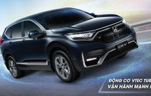 Honda CR-V 2020 sắp ra mắt được nâng cấp vượt trội