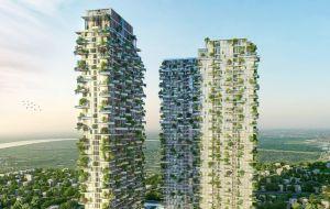 Tạp chí danh tiếng của Mỹ viết về tòa tháp xanh cao nhất của Việt Nam