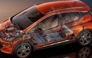 Sau Hyundai, LG Chem lại khiến GM Motor triệu hồi hơn 68.000 chiếc xe điện Chevrolet Bolt