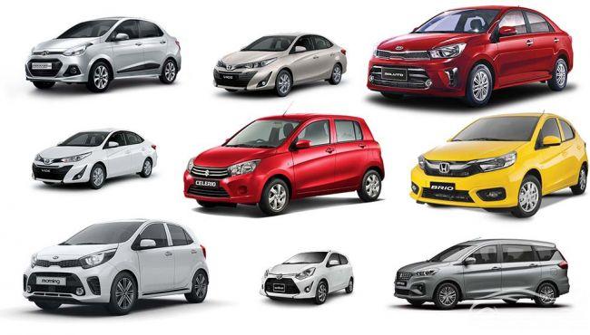 """Giá xe ô tô tháng 11/2020: """"Bước vào mùa giảm giá, tăng khuyến mại"""""""