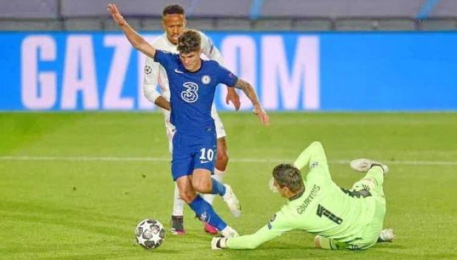 HLV Tuchel thất vọng khi Chelsea bị Real Madrid cầm hòa!