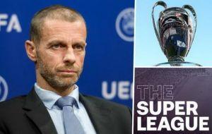 UEFA chuẩn bị phạt nặng Juventus, Barcelona và Real Madrid!