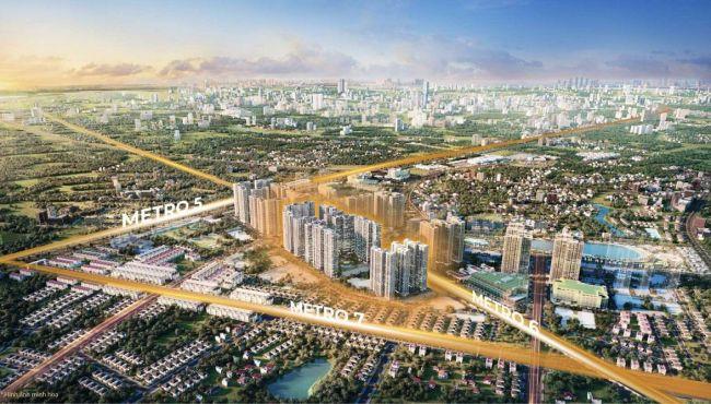 Giải mã lý do Vinhomes Smart City thắng lớn tại giải thưởng Bất động sản châu Á - Thái Bình Dương 2021